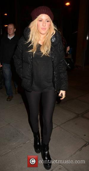 Ellie Goulding Tops Chart With 2012 Album