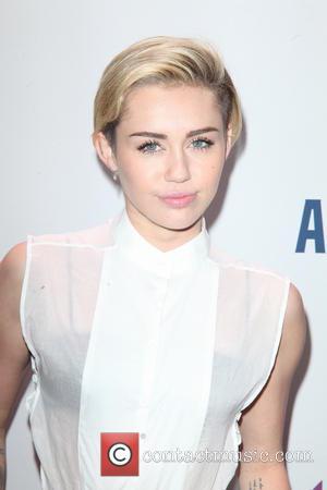Miley Cyrus - Z100 jingle ball at MSG