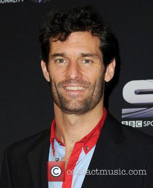 Mark Webber - BBC Sports Personality of the Year 2013 held at the First Direct Arena - Arrivals - Manchester,...
