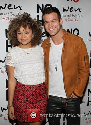 Rachel Crow and Guest - NOH8 Campaign's 5th Annual Anniversary Celebration At Avalon - Hollywood, California, United States - Sunday...
