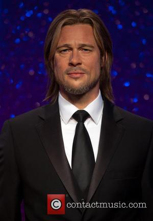 Brad Pitt Celebrating A No-fuss 50th Birthday On Set