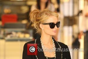 Paris Hilton - Paris and Nicky Hilton and their mother Kathy do some last minute Christmas Eve shopping at Chanel...