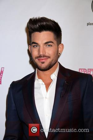 Adam Lambert - Grand Opening of 'Britney: Piece of Me' held at Planet Hollywood Resort & Casino - Arrivals -...