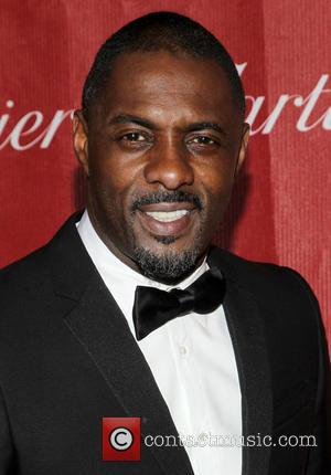 "Idris Elba Shares Snap Of ""Truly Amazing"" Second Child, Winston"