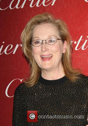 Meryl Streep - 25th Annual Palm Springs International Film Festival