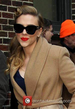 Baby On Board! Scarlett Johansson And French Fiancé Welcome A Baby Girl