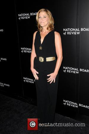 Edie Falco - 2014 National Board Of Review Awards Gala - Red Carpet Arrivals - Manhattan, New York, United States...
