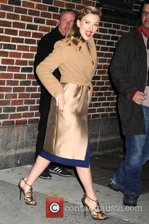 Scarlett Johansson Adjusting To Life In Paris