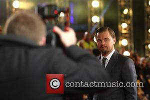 Leonardo Dicaprio - The Wolf of Wall Street - UK film premiere held at the Odeon Leicester Square - Arrivals...