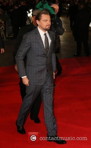 Leonardo Dicaprio - The Wolf of Wall Street U.K. premiere held at the Odeon Leicester Square - Arrivals - London,...