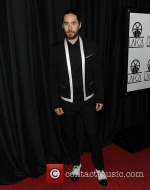 Jared Leto Accepts Critics' Choice Award By Doing an Impression of Matthew McConaughey
