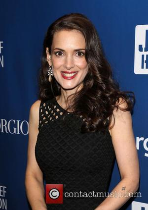 Winona Ryder Named New Face Of Rag & Bones Autumn Fashion Campaign