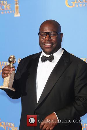 Steve McQueen - 71st Annual Golden Globes - Press Room - London, United Kingdom - Sunday 12th January 2014