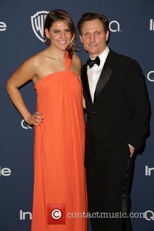 Tony Goldwyn and Jane Musky