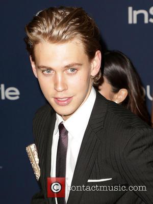Austin Butler. Vanessa Hudgens - Celebrities attend the 15th Annual Warner Bros And InStyle Golden Globe Awards After Party -...