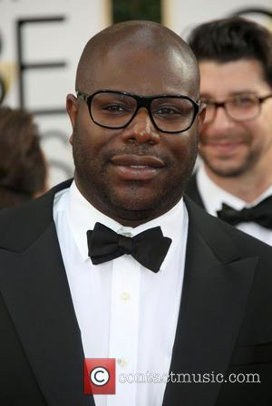 Steve McQueen - 71st Annual Golden Globe Awards held at The Beverly Hilton Hotel  - Red Carpet Arrivals -...