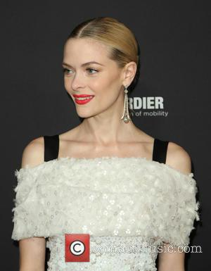 Jaime King - The Weinstein Company & Netflix 2014 Golden Globes after party held at The Old Trader Vic's inside...