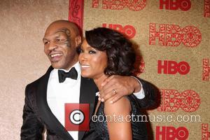 Golden Globe Awards, Mike Tyson, Angela Bassett, Beverly Hilton Hotel
