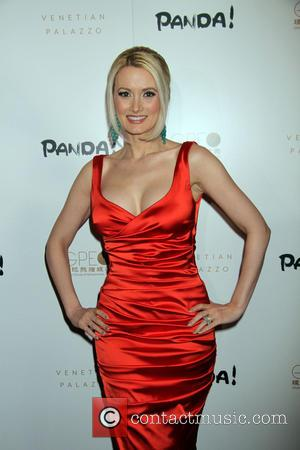 Holly Madison - Panda!World Premiere held at The Palazzo Hotel & Casino In Las Vegas, NV On 1/11/14 - Las...