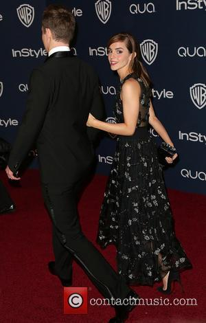 Emma Watson - 15th Annual Warner Bros and InStyle Golden Globe Awards After Party - Arrivals held at the Oasis...