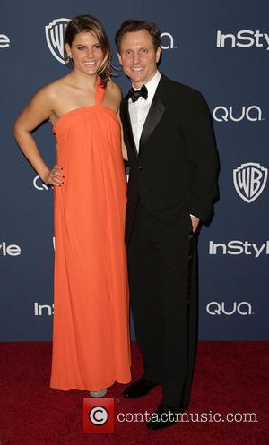 Jane Musky and Tony Goldwyn - 15th Annual Warner Bros and InStyle Golden Globe Awards After Party - Arrivals held...