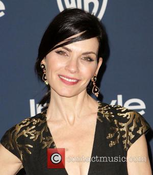 Golden Globe Awards, Julianna Margulies, Beverly Hilton Hotel