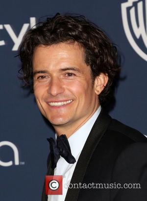 Orlando Bloom - 15th Annual Warner Bros And InStyle Golden...