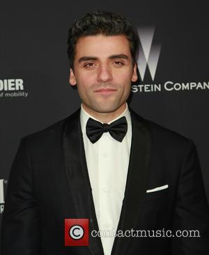 Oscar Issac - The Weinstein Company & Netflix 2014 Golden Globes After Party at The Old Trader Vic's at the...