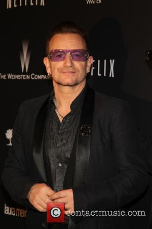 Bono To Write About His Dad In New Essay Collection