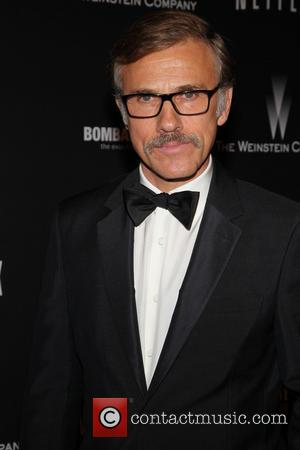Christoph Waltz - The 71st Annual Golden Globe Awards - Weinstein Party  at The Beverly Hilton Hotel - Los...