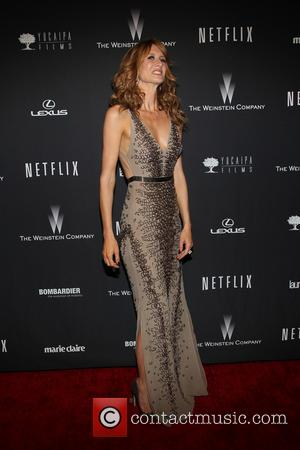 Laura Dern - The 71st Annual Golden Globe Awards - Weinstein Party  at The Beverly Hilton Hotel - Los...