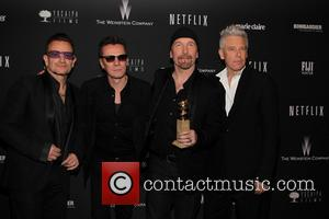 U2'S Sadness At Studio Demolition