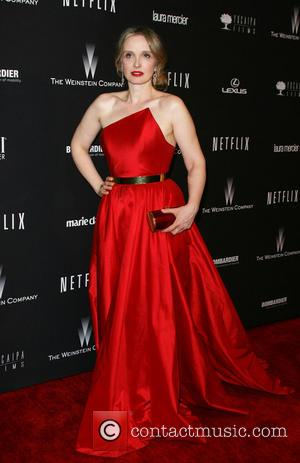 Julie Delpy - The Weinstein Company & Netflix 2014 Golden Globes After Party held at The Beverly Hilton Hotel in...