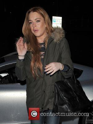 Lindsay Lohan Announces 'Inconceivable' New Film At Sundance