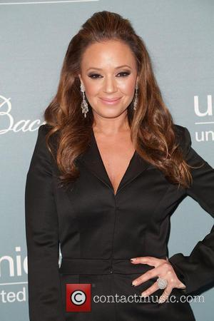 Leah Remini - 2014 UNICEF Ball presented by Baccarat at the Beverly Wilshire Hotel Four Seasons Hotel - Los Angeles,...