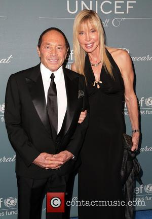 Paul Anka and Lisa Pemberton - 2014 UNICEF Ball presented by Baccarat at the Beverly Wilshire Hotel Four Seasons Hotel...
