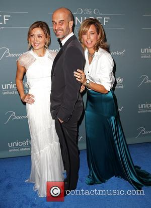 Sasha Alexander, Edoardo Ponti and Tea Leoni - 2014 UNICEF Ball presented by Baccarat at the Beverly Wilshire Hotel Four...
