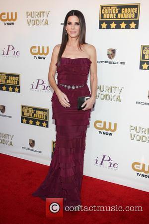 Like A True Action Star, Sandra Bullock F-bombs Her Way Through Critics' Choice Speech