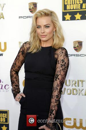 Margot Robbie - Celebrities attend the 19th Critics' Choice Movie Awards Ceremony LIVE on The CW Network at The Barker...