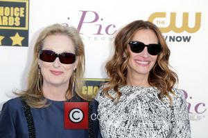 Meryl Streep Signs Up For Hard-hitting New Anti-gun Movie