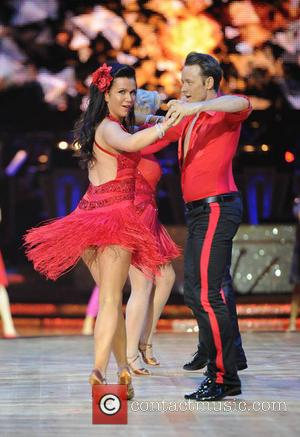 Susanna Reid and Kevin Clifton - Celebrities and Professional dancers at the Strictly Come Dancing Live Tour at the NIA...