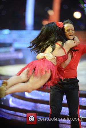 Susanna Reid and Kevin Clifton - 'Strictly Come Dancing' live tour photocall - Birmingham, United Kingdom - Thursday 16th January...
