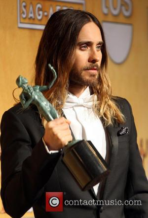 Jared Leto - 20th Annual Screen Actors Guild Awards - Press Room - West Hollywood, California, United States - Saturday...