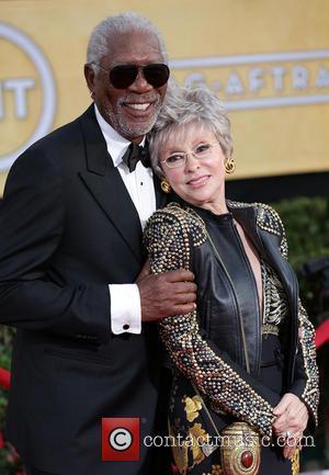 Morgan Freeman Hopes New Film Helps To Save Endangered Lemurs