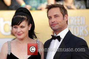 Pauley Perrette and Josh Holloway - The 20th Annual Screen Actors Guild (SAG) Awards held at The Shrine Auditorium -...