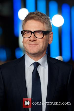 Kenneth Branagh - 'Jack Ryan: Shadow Recruit' European Premiere held at the Vue Leicester Square - Arrivals. - London, United...