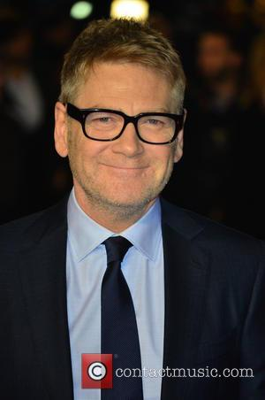 Kenneth Branagh - European premiere of 'Jack Ryan: Shadow Recruit' held at the Vue Leicester Square - Arrivals - London,...
