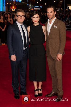 Kenneth Branagh & Keira Knightley & Chris Pine - European premiere of 'Jack Ryan: Shadow Recruit' held at the Vue...