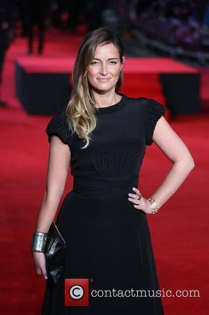 Francesca Newman-Young - 'Jack Ryan: Shadow Recruit' UK premiere at Vue cinema - Red Carpet Arrivals - London, United Kingdom...
