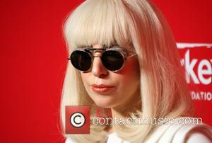 Lady Gaga Bitten By Animal On Video Shoot